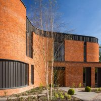 Incurvo shortlisted for Best Brick House in Britain in 2016