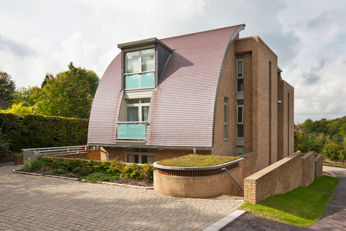 Breeches End Project - Adrian James Architects, Oxford