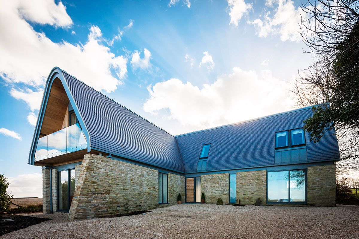 Broadmere Project - Adrian James Architects, Oxford