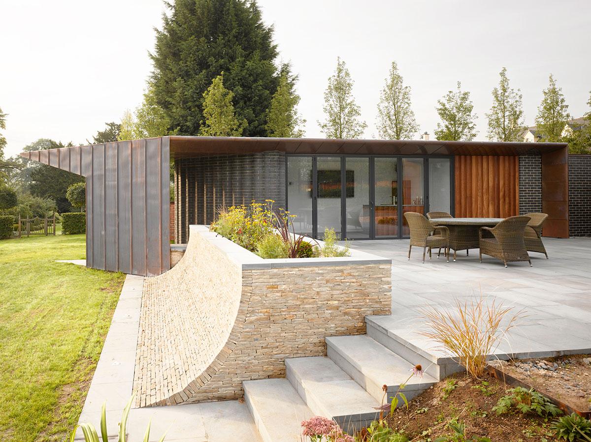 Cherington Leisure Quad Project - Adrian James Architects, Oxford
