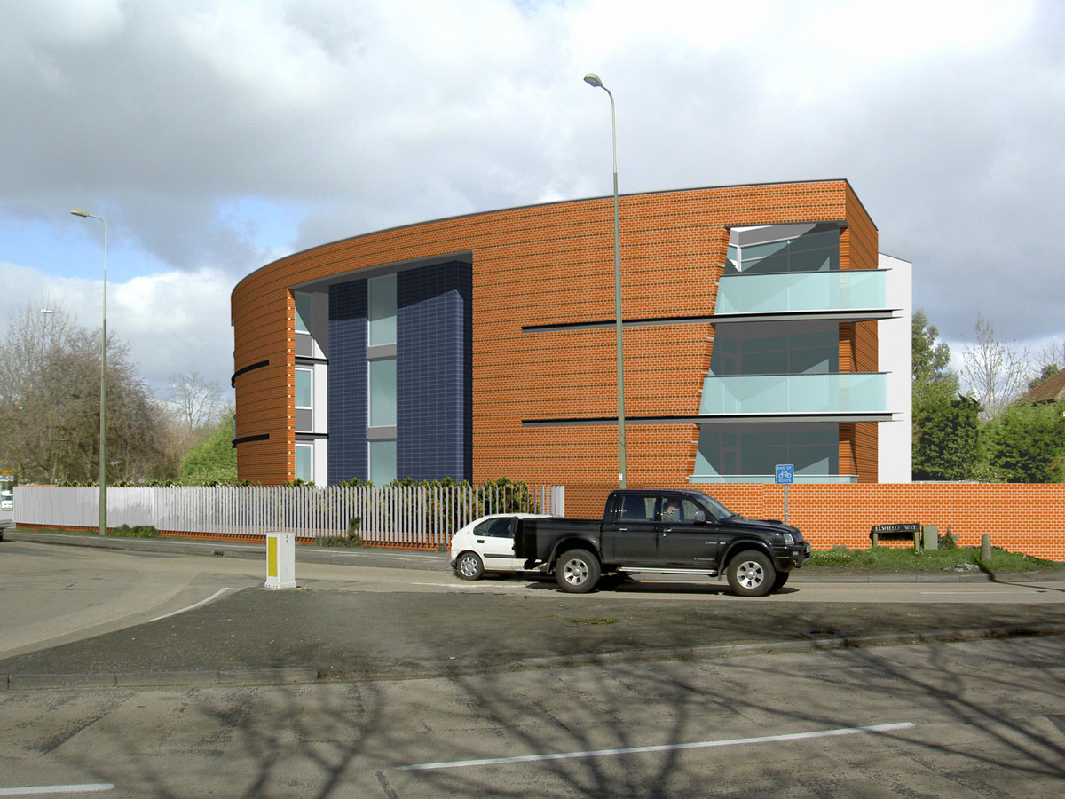 Elsfield Way Project - Adrian James Architects, Oxford