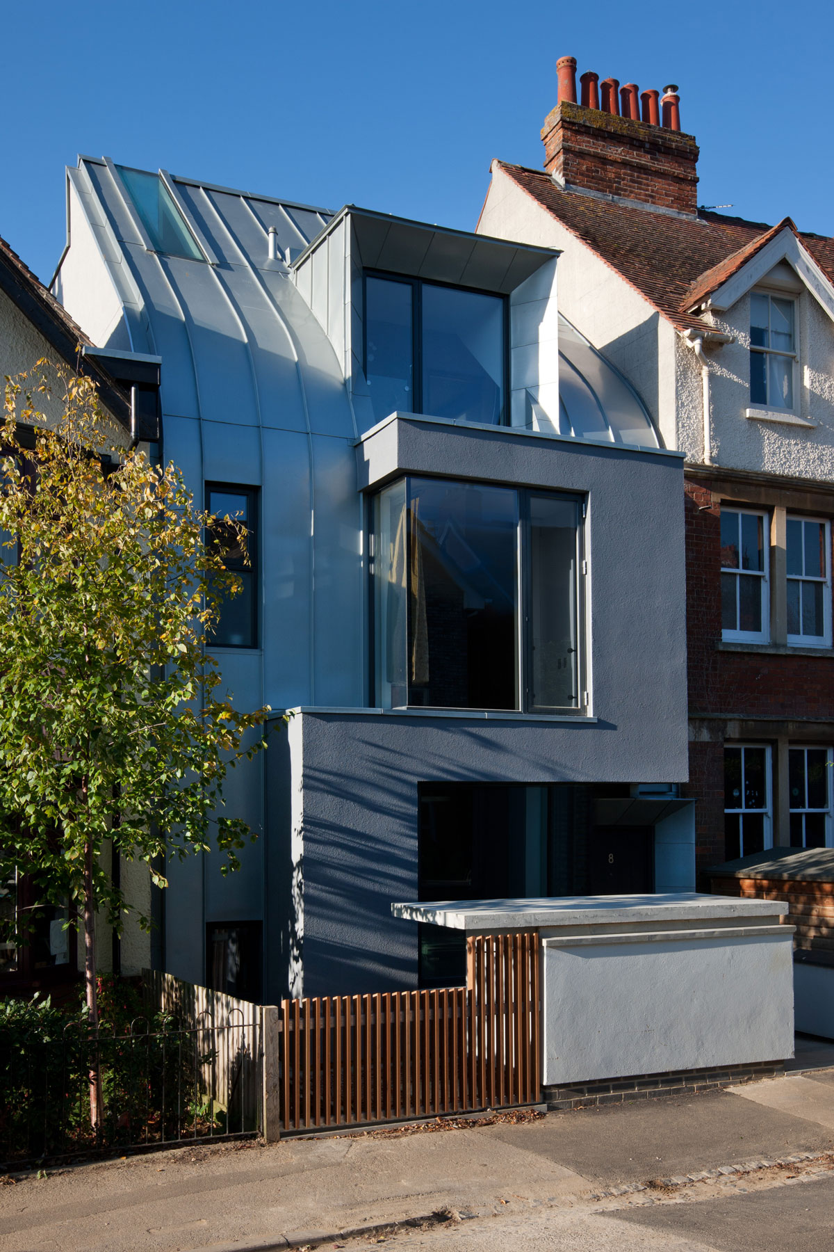 Hill Top House Project - Adrian James Architects, Oxford