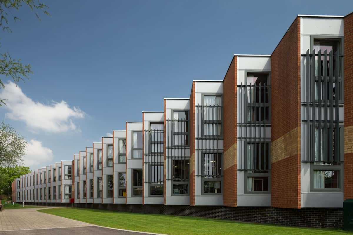 Osney Lane Project - Adrian James Architects, Oxford