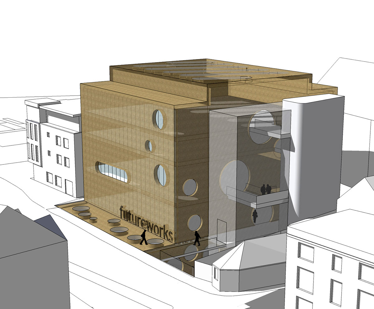 ScienceWorks 1 Project - Adrian James Architects, Oxford