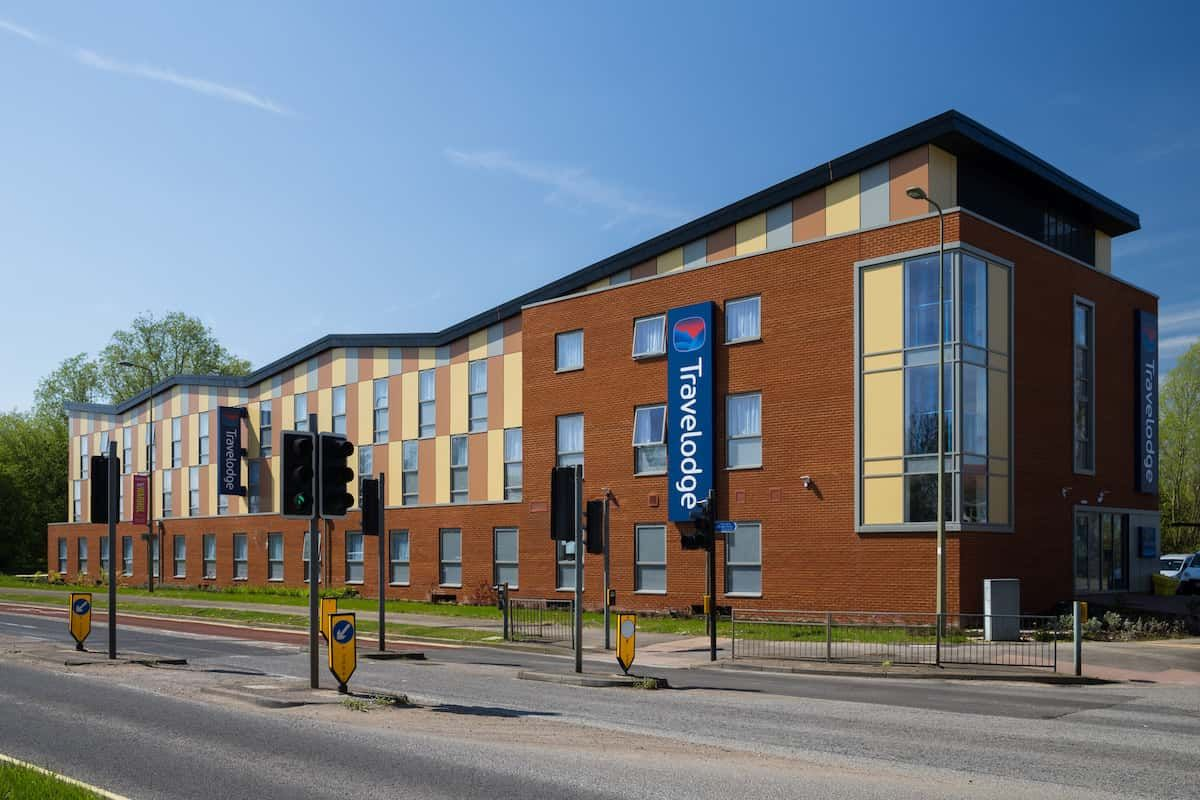 Travelodge Oxford Project - Adrian James Architects, Oxford