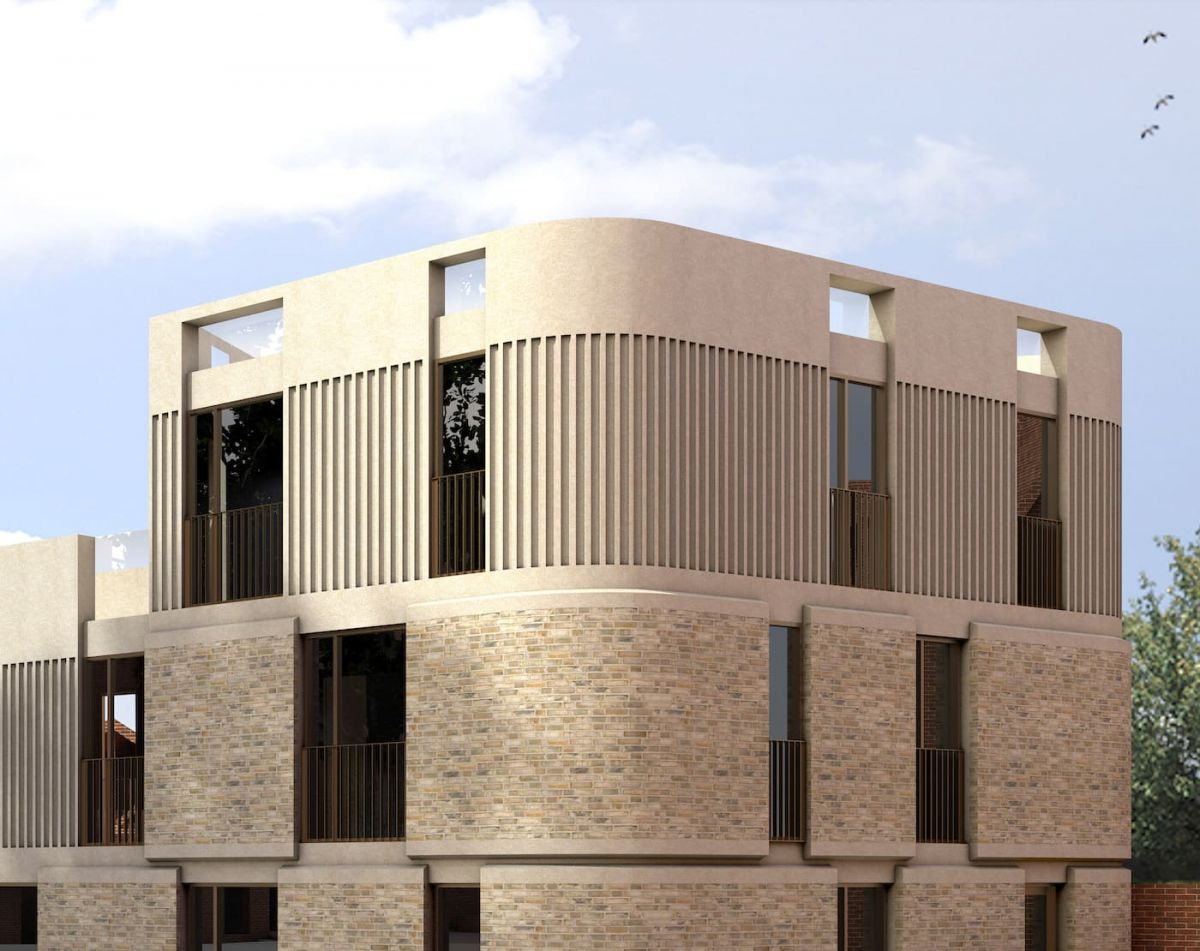 Wycliffe Hall Project - Adrian James Architects, Oxford