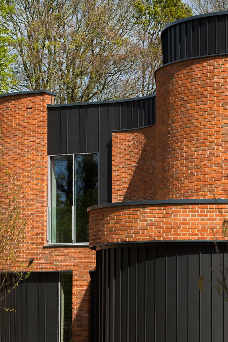 Incurvo Project - Adrian James Architects, Oxford