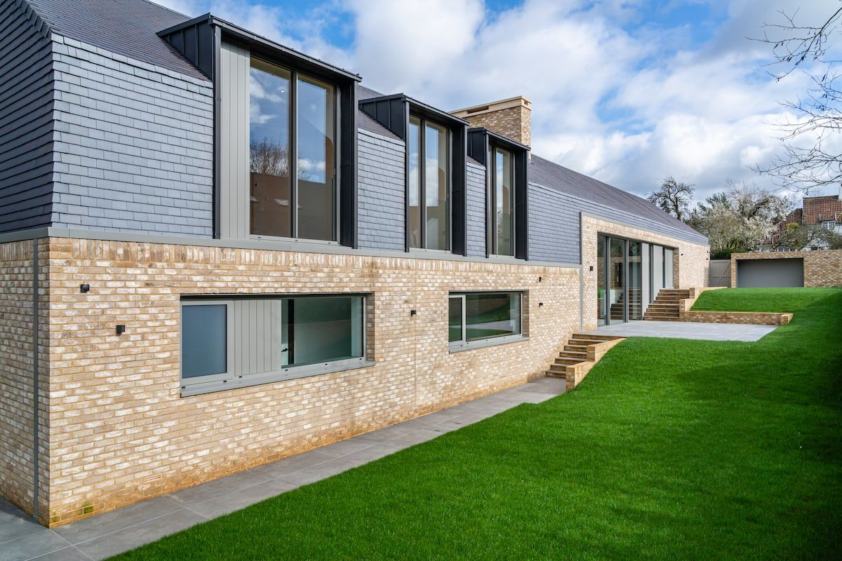 Cumnor Hill Project - Adrian James Architects, Oxford