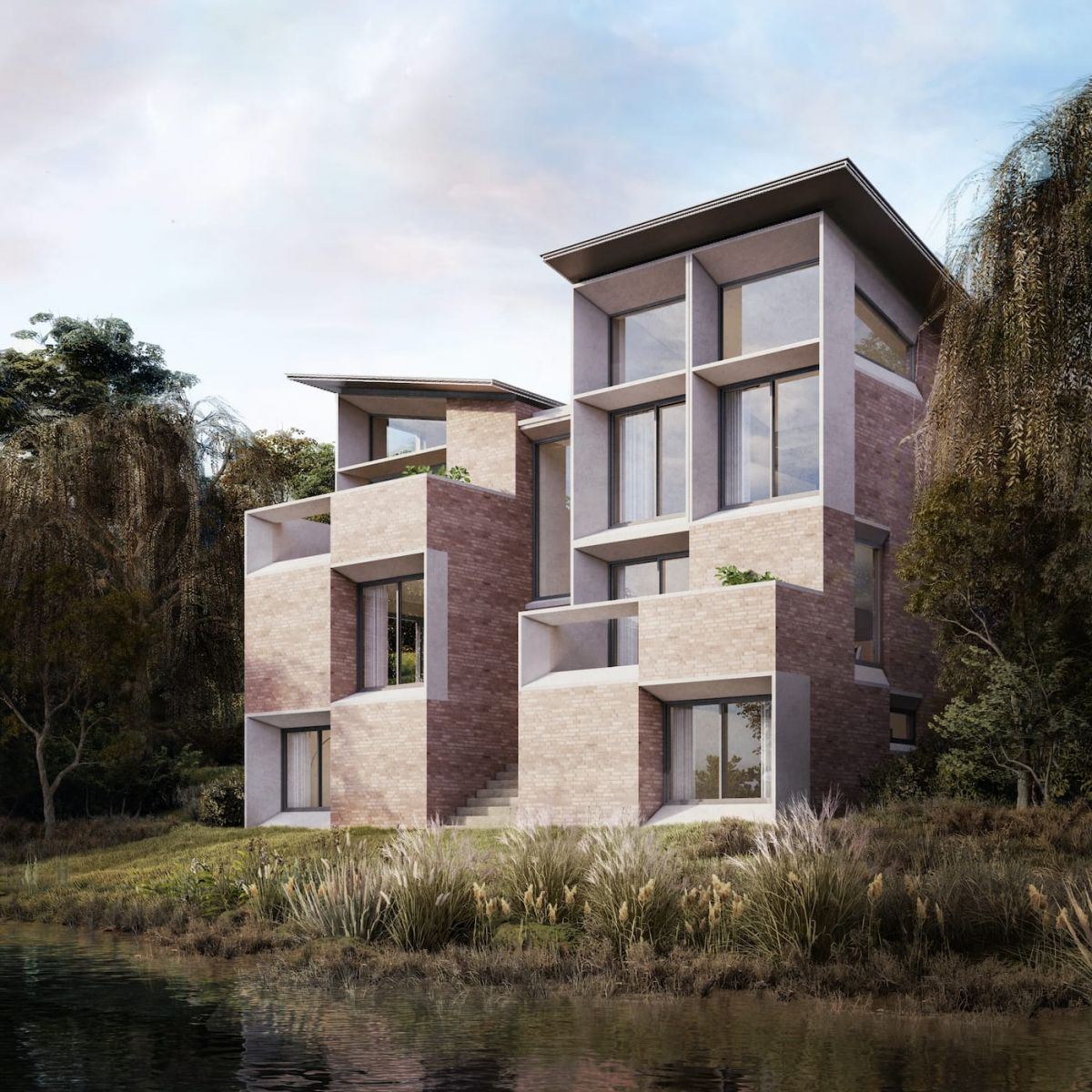 Villa Birra Project - Adrian James Architects, Oxford