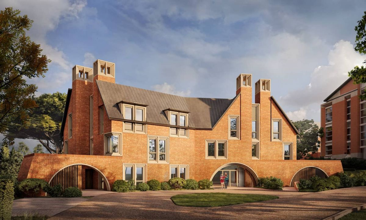 New Girls House for Shrewsbury School Project - Adrian James Architects, Oxford