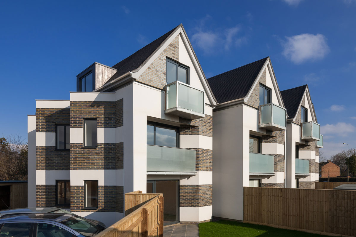 Harlequin House Project - Adrian James Architects, Oxford