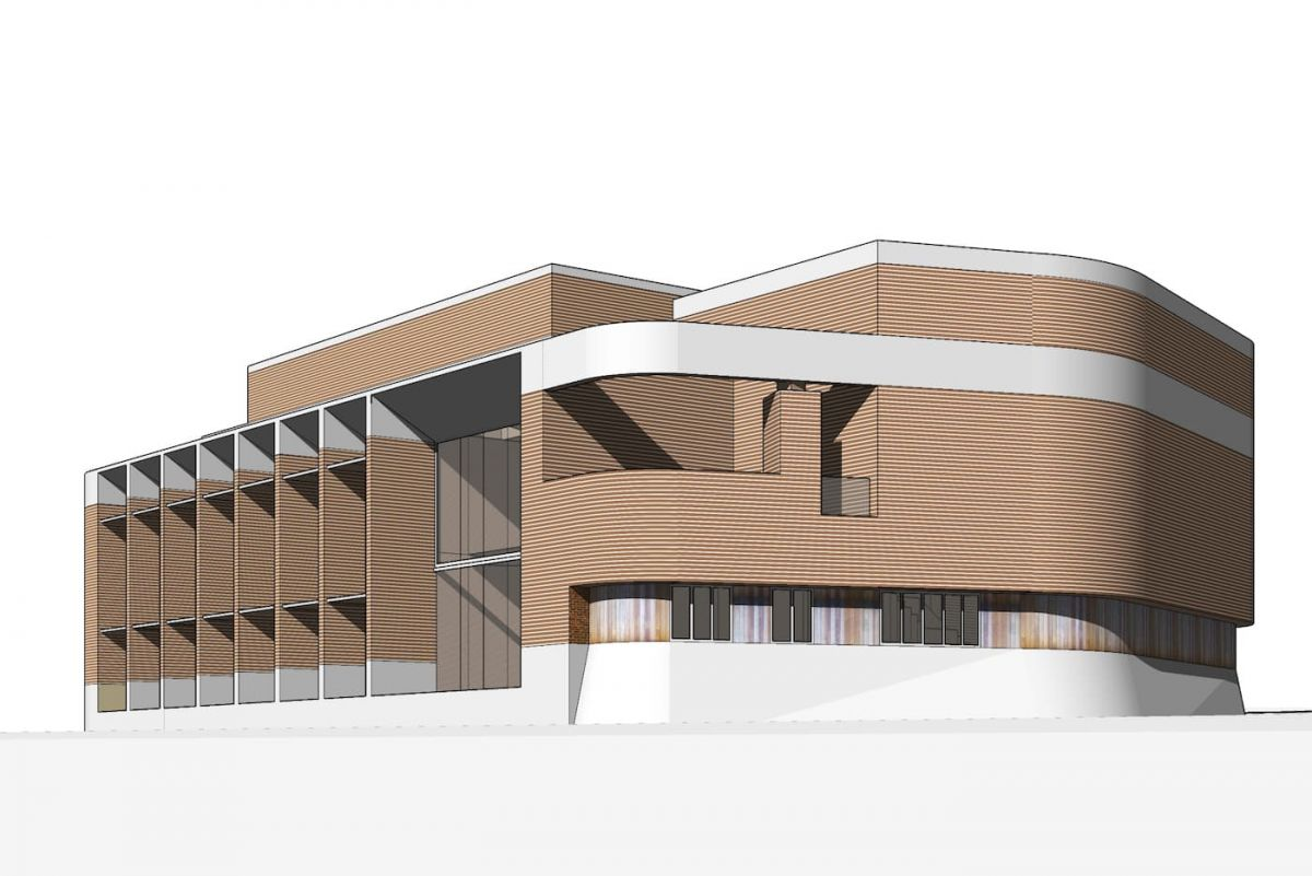 Institute of Reproductive Sciences 1, Littlemore, Oxford Project - Adrian James Architects, Oxford