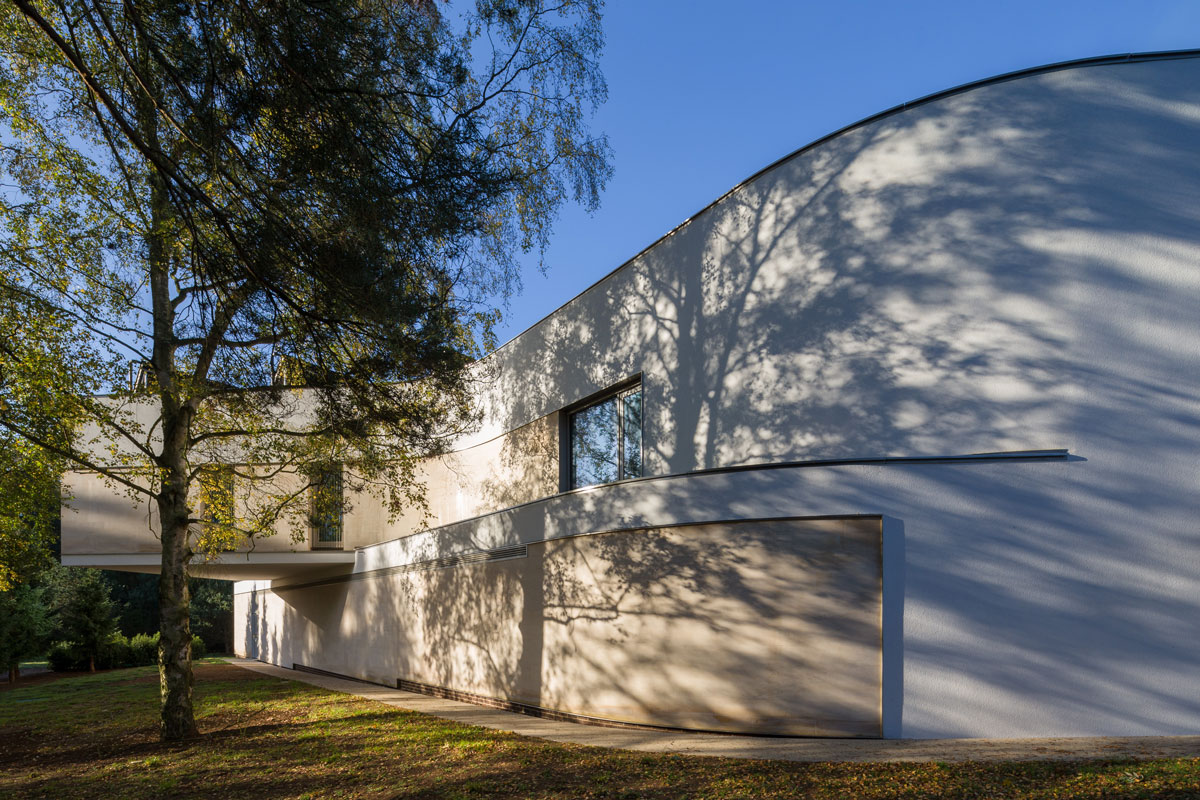 Meander House Project - Adrian James Architects, Oxford