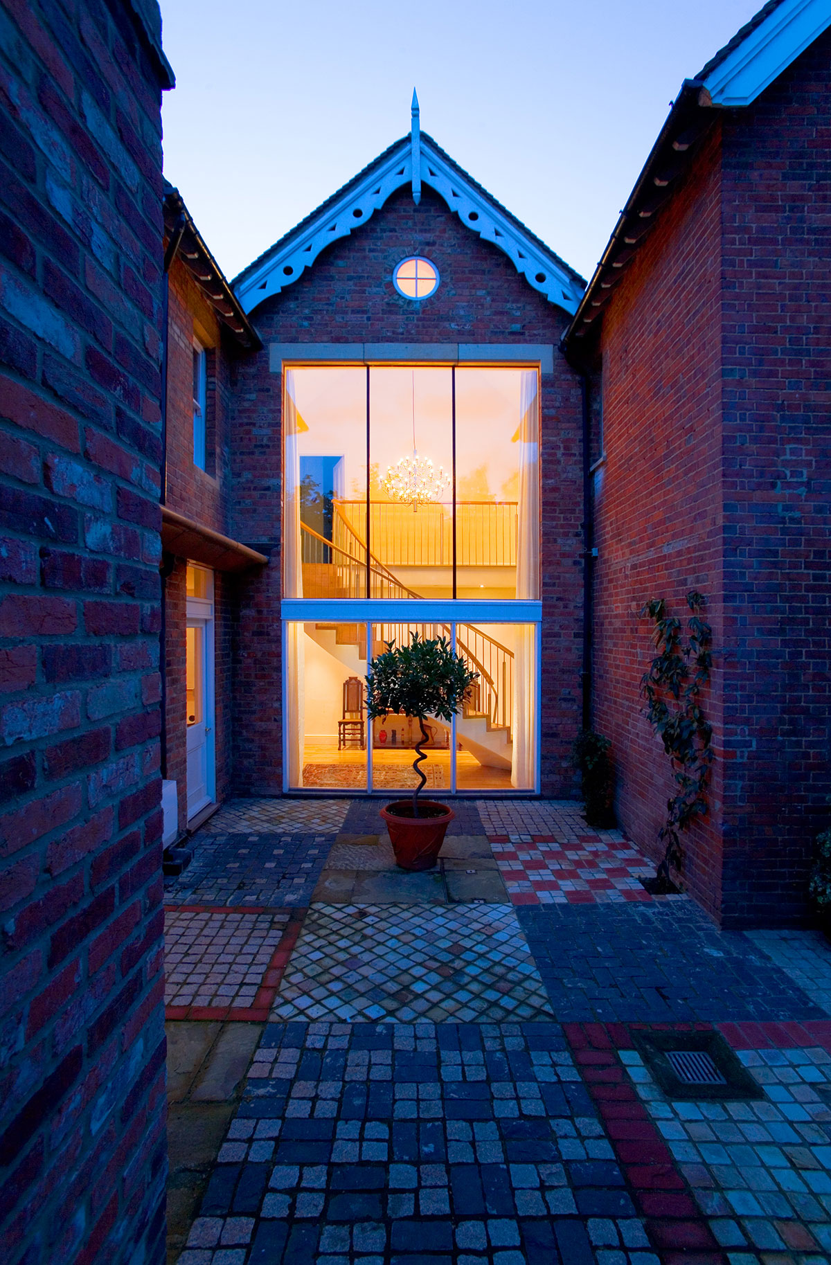 Mill House, Iffley Project - Adrian James Architects, Oxford