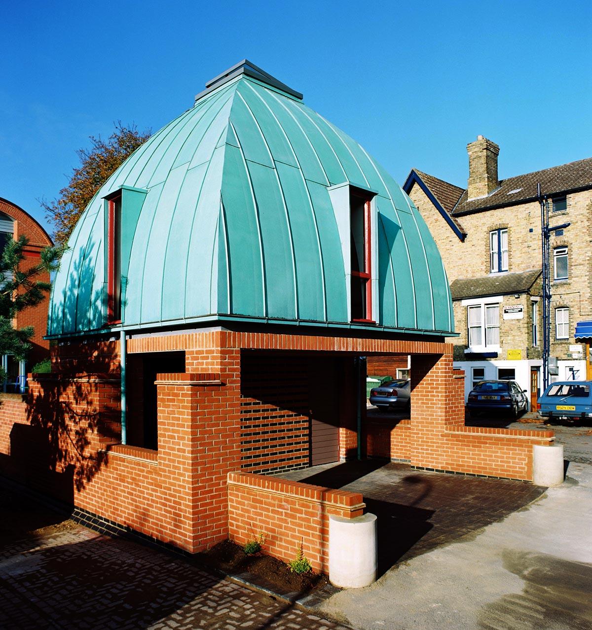 Mill Street Studio Project - Adrian James Architects, Oxford