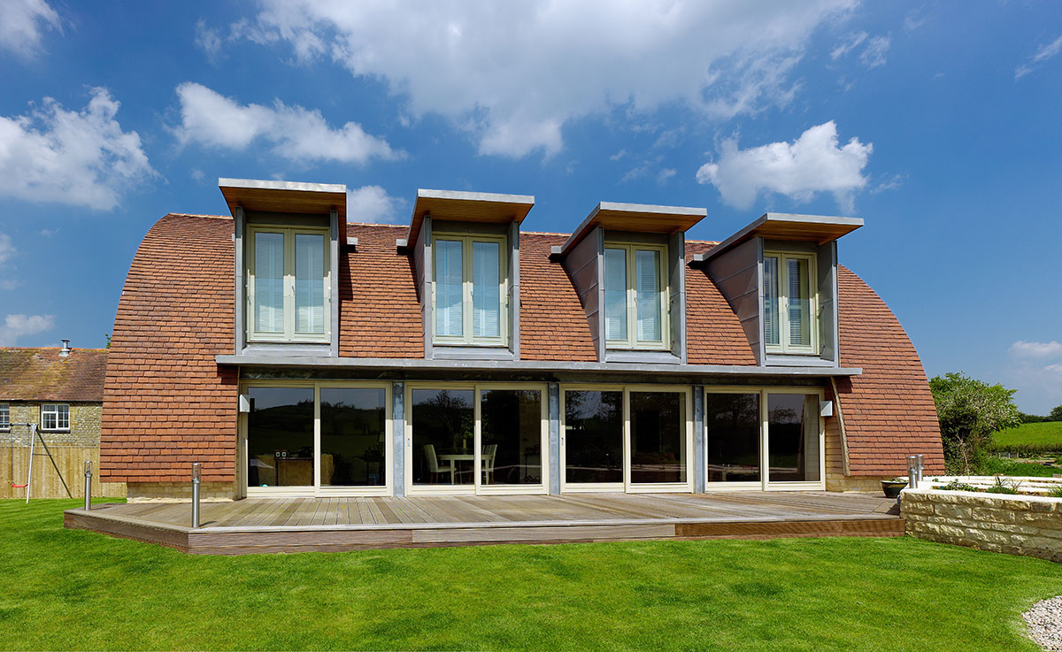 Muswell House Project - Adrian James Architects, Oxford