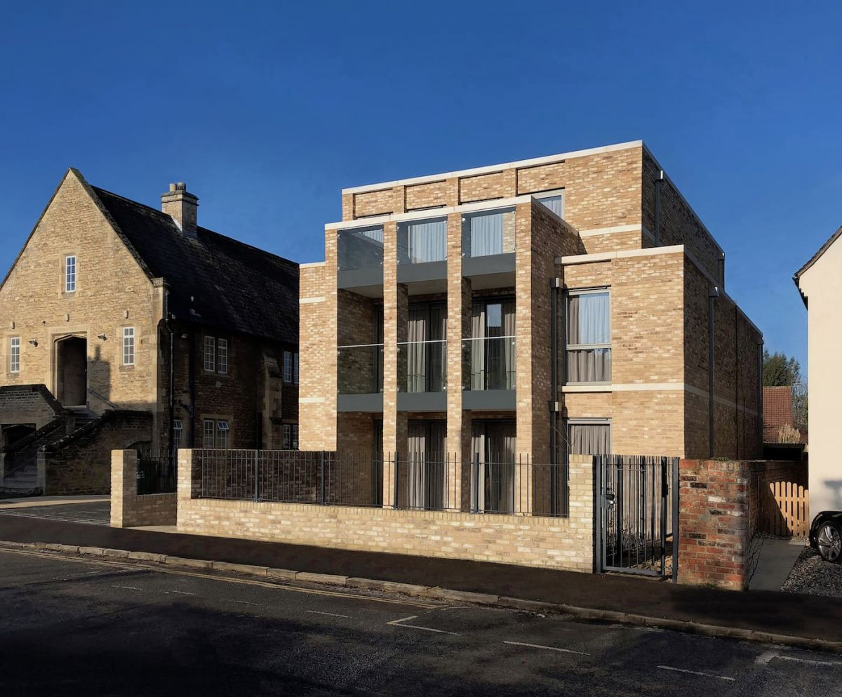 Portland Apartments Project - Adrian James Architects, Oxford