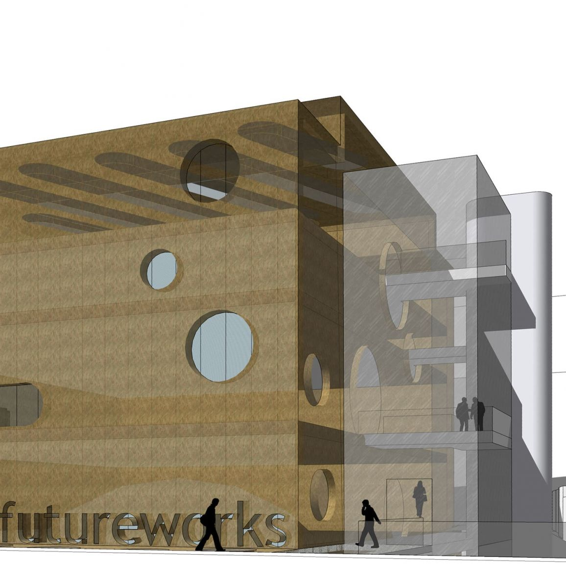 ScienceWorks Project - Adrian James Architects, Oxford