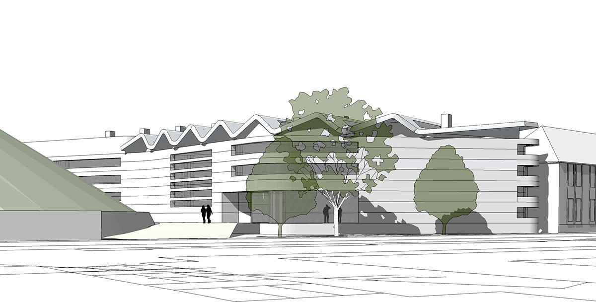 ScienceWorks 2 Project - Adrian James Architects, Oxford
