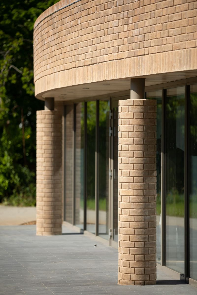 St Michael's Threshold Project - Adrian James Architects, Oxford