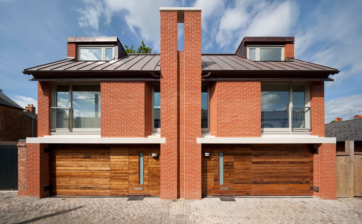 Walton Lane Project - Adrian James Architects, Oxford